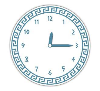 Wer hat an der Uhrgedreht…?