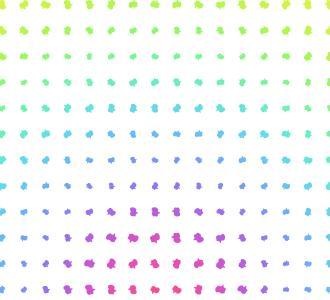 Farben ändern mitMausgesten