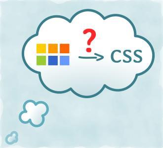 Beispiel Webdesign: Farbenübertragen