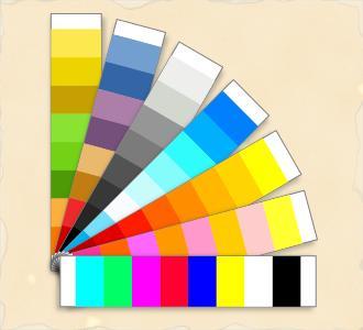 Farbenerhalten